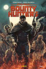 Couverture Les Plus Dangereux de la galaxie - Star Wars : Bounty Hunters, tome 1