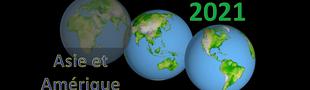 Cover Top 30 BD 2021 selon mes éclaireurs : Asie et Amérique