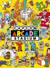 Jaquette Capcom Arcade Stadium