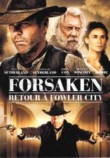Affiche Forsaken : Retour à Fowler City