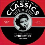 Pochette Blues & Rhythm Series: The Chronological Little Esther 1951-1952