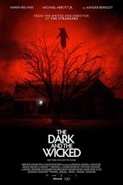 Affiche The Dark and the Wicked