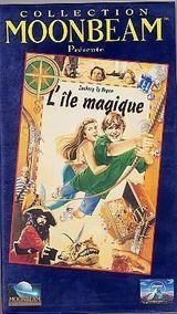 Affiche L'Île Magique