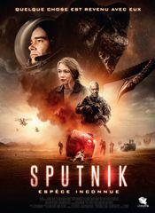 Affiche Sputnik, espèce inconnue