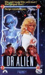 Affiche Dr. Alien