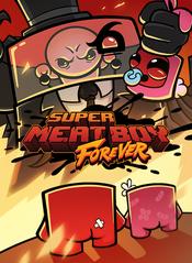 Jaquette Super Meat Boy Forever