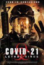 Affiche COVID-21 : Lethal Virus