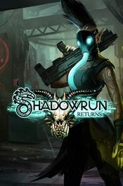 Jaquette Shadowrun Returns