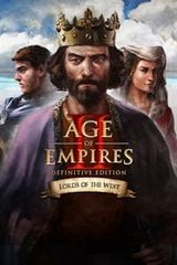 Jaquette Age of Empires II: Definitive Edition - Lords of the West