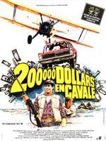 Affiche 200,000 dollars en cavale