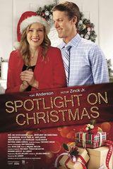 Affiche Noël loin des projecteurs