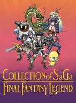 Jaquette Collection of SaGa: Final Fantasy Legend