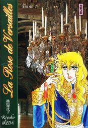 Couverture La Rose de Versailles