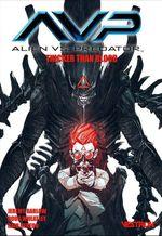 Couverture Alien Vs. Predator : Thicker Than Blood