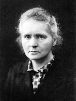 Photo Marie Curie