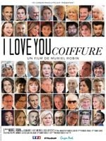 Affiche I Love You Coiffure