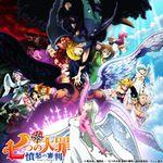 Affiche The Seven Deadly Sins: Dragon's Judgement