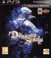 Jaquette Demon's Souls