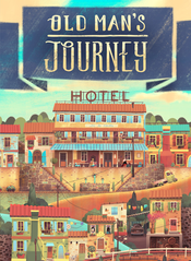 Jaquette Old Man's Journey