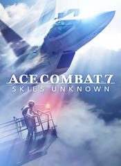 Jaquette Ace Combat 7: Skies Unknown