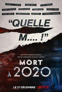Affiche Mort à 2020