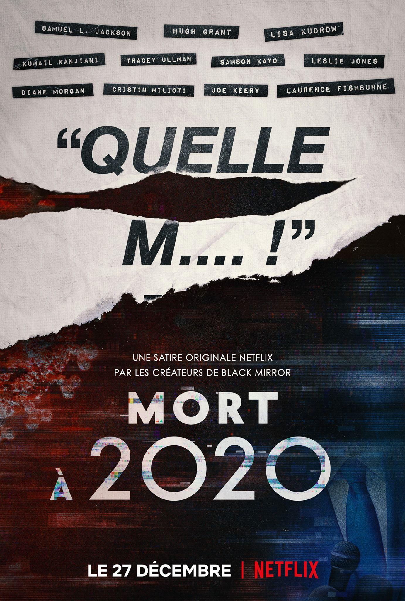 Mort à 2020 - Film (2020) - SensCritique