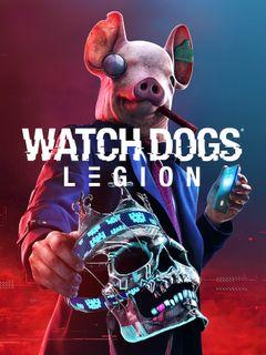 Jaquette Watch Dogs: Legion