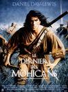 Affiche Le Dernier des Mohicans