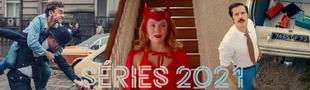 Cover Les nouvelles séries de 2021