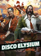 Jaquette Disco Elysium