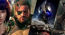 Cover Les meilleurs jeux vidéo de 2015