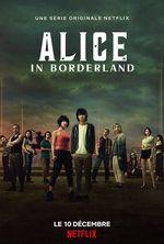 Affiche Alice in Borderland