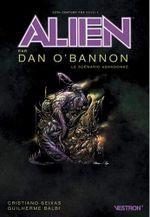Couverture Alien par Dan O'Bannon, le scénario abandonné