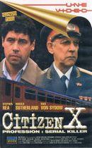 Affiche Citizen X