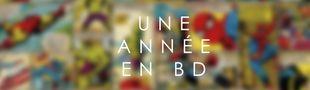 Cover Une Année en BD (Édition 2021)