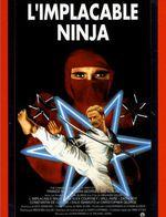Affiche L'implacable ninja