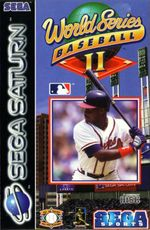 Jaquette World Series Baseball 2