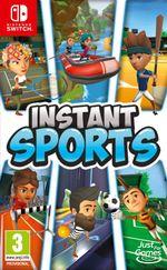 Jaquette Instant Sports