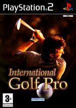 Jaquette International Golf Pro