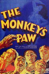 Affiche La main de singe