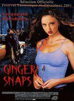 Affiche Ginger Snaps