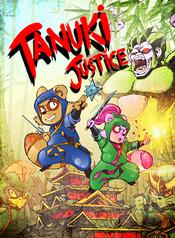 Jaquette Tanuki Justice
