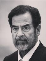 Photo Saddam Hussein