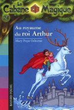 Couverture Au royaume du roi Arthur
