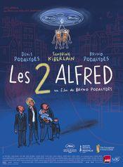 Affiche Les 2 Alfred