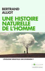 Couverture Une histoire naturelle de l'Homme