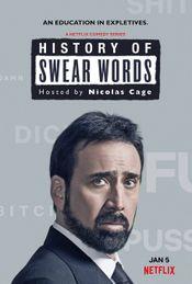Affiche L'Histoire des gros mots
