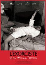 Affiche L'Exorciste selon William Friedkin