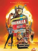 Couverture Bite the Bullet - Valhalla Hôtel, tome 1