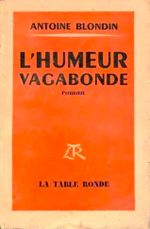 Couverture L'Humeur vagabonde